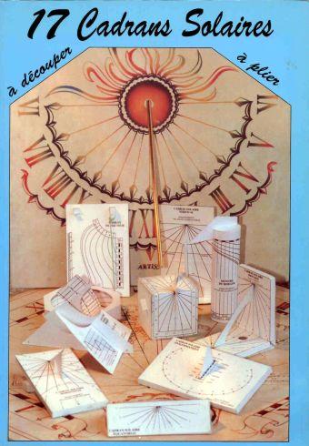 солнечные часы своими руками детские поделки из бумаги вырежи и склей выкройка распечатать