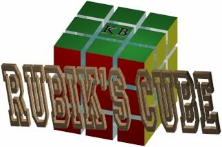 Лого кубика-рубика